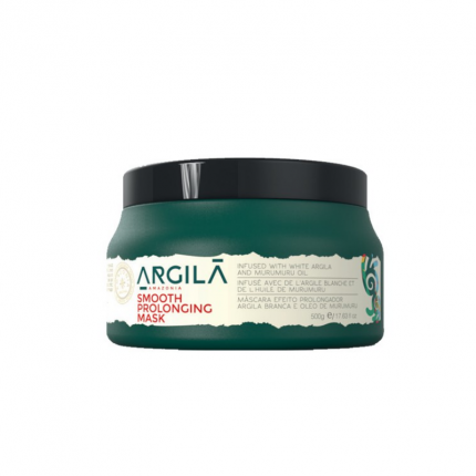 Argila Amazonia Smooth Prolonging Masque 500ml  [ARG007]