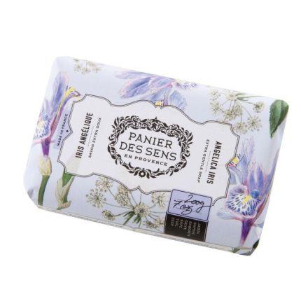 Panier Des Sens Authentic Shea Butter Soap Angelica Iris 200g [PDS801]