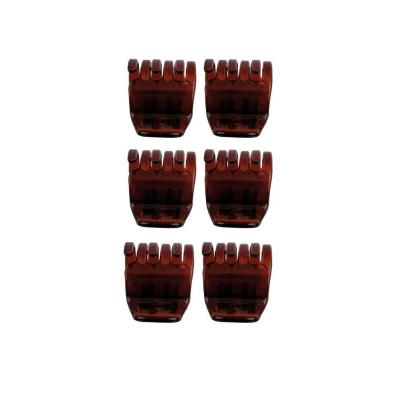 Titania Prong Clip - 7936B Medium Brown [TTN441]
