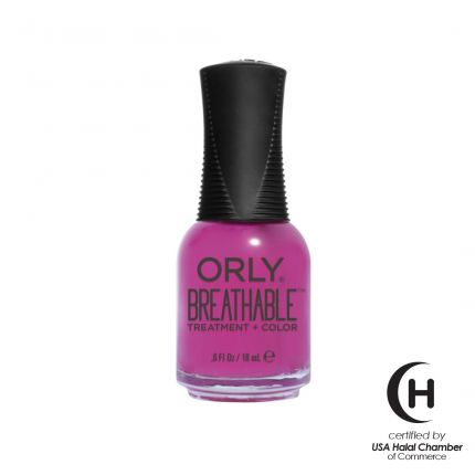 Orly Breathable Treatment + Color Give Me A Break 18ml (HALAL) [OLB20915]