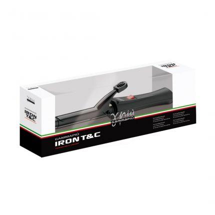 Gamma Piu Curling Iron Clip T&C 19mm [GMP201]