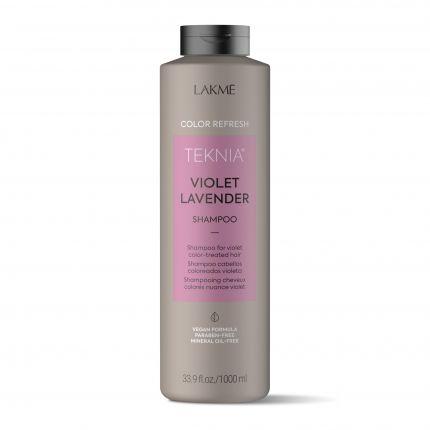 Lakme Teknia Color Refresh Violet Lavender Shampoo 1000ml [LMT241]