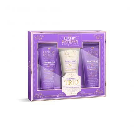 Grace Cole Lavender Tempting Trio Gift Set [GC843]