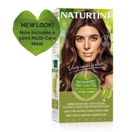 Naturtint Multicare 5.7 Lt Chc Chestnut 165ml [NTN57]