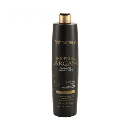 Vitalcare Imperial Argan Strengthening Shampoo 500ml [VC102]