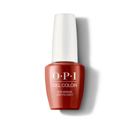 OPI Gel Color - Now Museum, Now You Don't [OPGCL21]