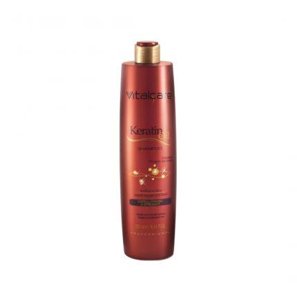 Vitalcare Keratin Oil Shampoo 500ml [VC112]