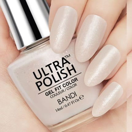 BANDI ULTRA POLISH - Pink Nacre [BDUP123]