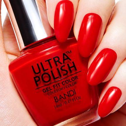 BANDI ULTRA POLISH - Are You Red? [BDUP501]