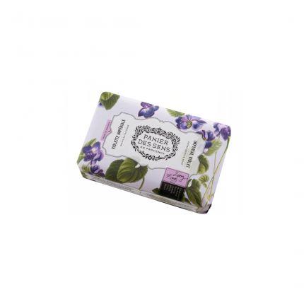 Panier Des Sens Authentic Shea Butter Soap Imperial Violet 200g [PDS803]