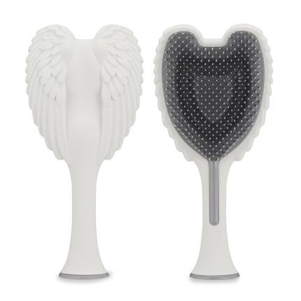Tangle Angel 2.0 Detangling Hair Brush - Soft Touch White [!TGA26]