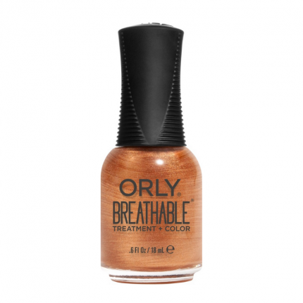 Orly Breathable State Of Mind - Golden Girl 18ml (HALAL) [OLB2060012]