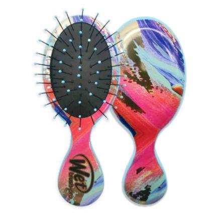 Wet Brush Bright Future Teal Mini Detangler [WB197]