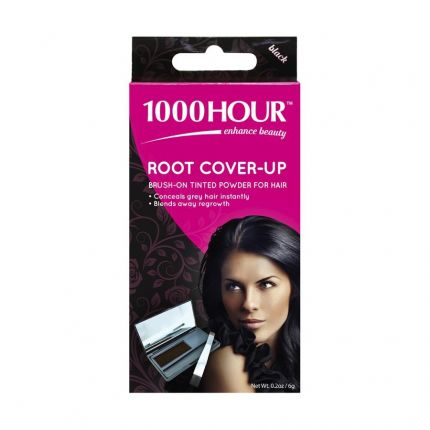 1000 Hour Root Cover-up Black 6g [HR436]