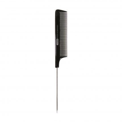 Titania Nail Comb 1806/2 21cm Black [TTN411]