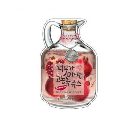 Baviphat Pomegranate Juicy Mask Sheet 23g [SOQUB101]
