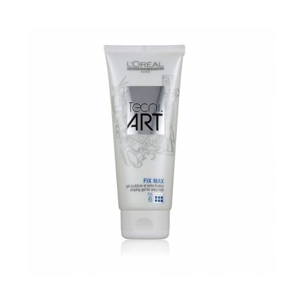 Loreal Professionnel Tecni Art Fix Max Shaping Gel for Extra Hold 200ml [L661]