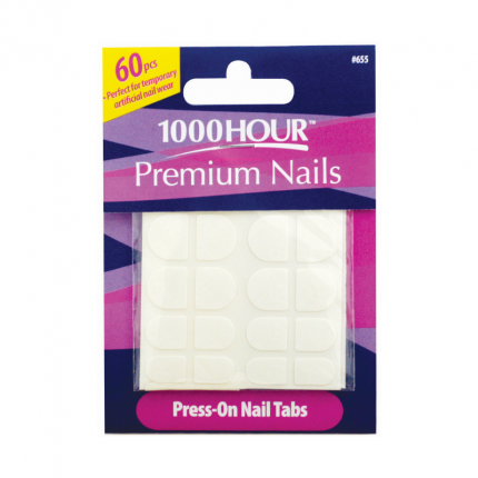 1000 HOUR Press-On Nail Tabs [HR517]