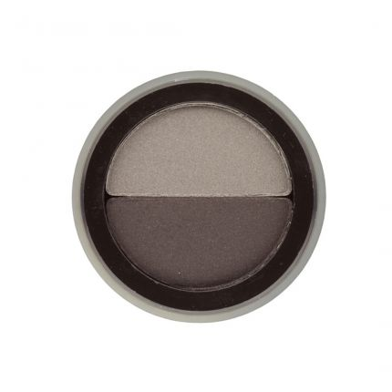Bodyography Eye Shadow - Duo Shimmer/Satin 3g - Cemented [BDY153]