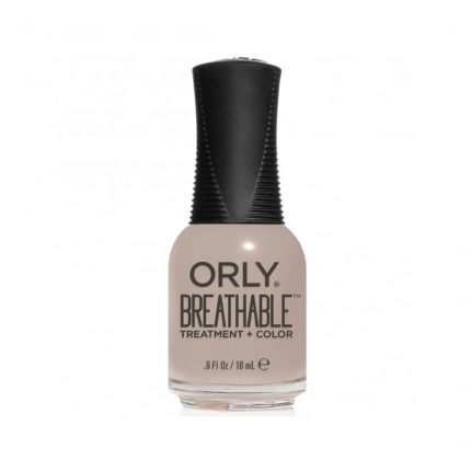 Orly Breathable Treatment + Color Almond Milk - Nudes 18ml (Nude Color) (HALAL) [OLB20949]