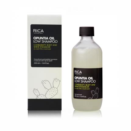 RICA Opuntia Oil Low Shampoo 250ml [RCA173]