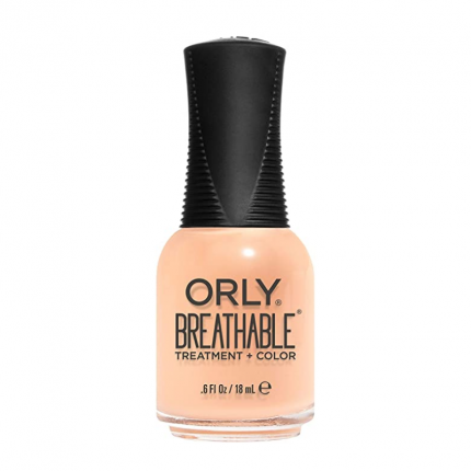 Orly Breathable State Of Mind - Peaches And Dreams 18ml (HALAL) [OLB2060013]