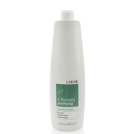Lakme K.Therapy Purifying Balancing Shampoo 1000ml [LM962]