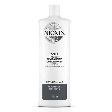 Nioxin System 2 Scalp Therapy Conditioner 1000ml [NXA208]