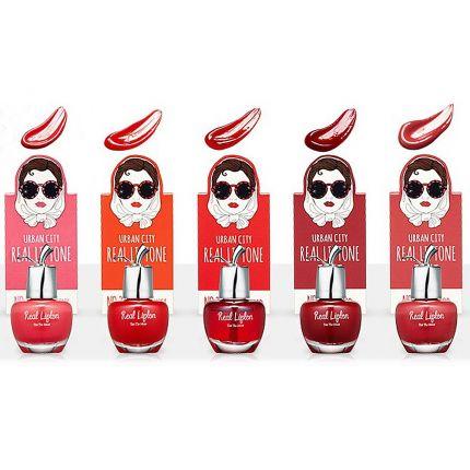 Urban City Real Liptone Tint No.3 Mandarin Red [SOQUU103]