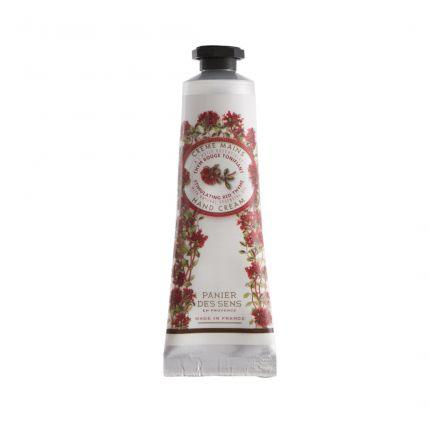 Panier Des Sens Ess Red Thyme Hand Cream 30ml [PDS226]