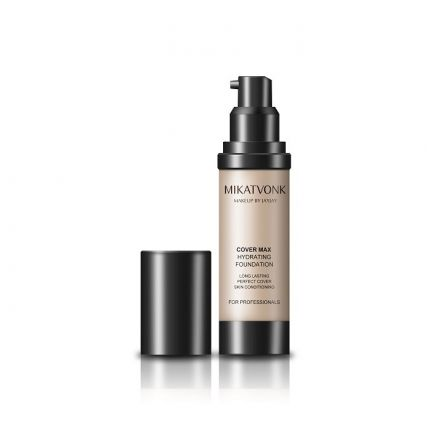 [STOCK CLEARANCE] Mikatvonk Cover Max Hydrating Foundation Natural Beige [MKV821] [Best Before Nov 2020]