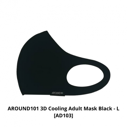 AROUND101 3D Cooling Mask [AD-any4]