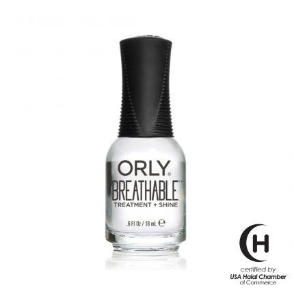 Orly Breathable Treatment + Shine 18ml (HALAL) [OLB24903]