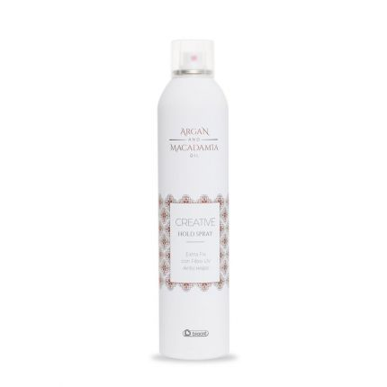Biacre Argan and Macadamia Oil Creative Hold Spray 400ml [BC1211]