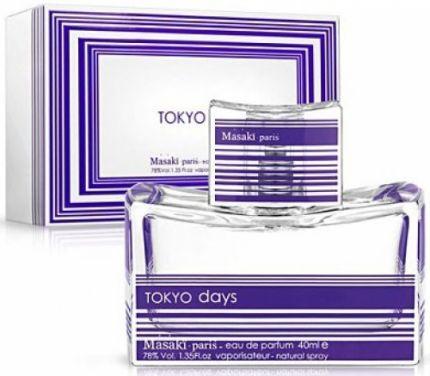 TOKYO DAYS 40 ML EDP**