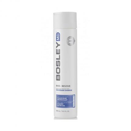 BOSLEY BosRevive Non Color Treated Hair Nourishing Shampoo 300 ml [BOS321]