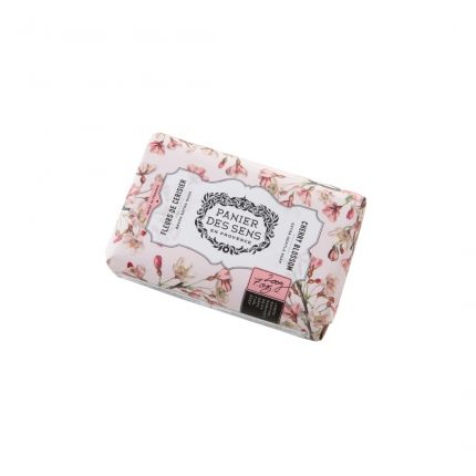 Panier Des Sens Authentic Shea Butter Soap Cherry Blossom 200g [PDS802]