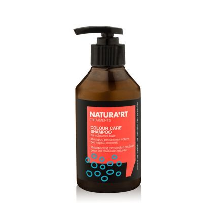 RICA NATURA'RT Colour Care Shampoo 250ml [RCAR111]