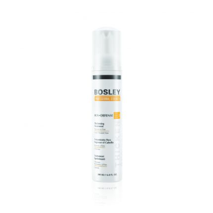 Bosley BOS DEFENSE Leave-in Thickening Treatment for Color-Treated Hair 200ml [BOS115]