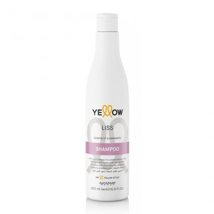 Yellow Liss Therapy Shampoo 500ml [YEW581]