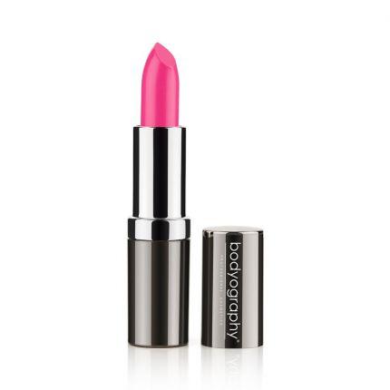 Bodyography Mineral Lipstick - Lolita (Bright Baby Pink Satin Matte) [BDY513]