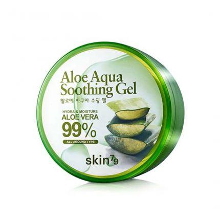 Skin79 Aloe Vera Aqua Soothing Gel 300g [SKN130]