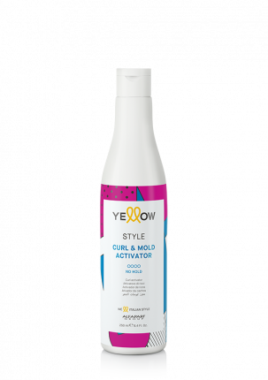 Yellow Style Curl & Mold Activator 250ml [YEW701]