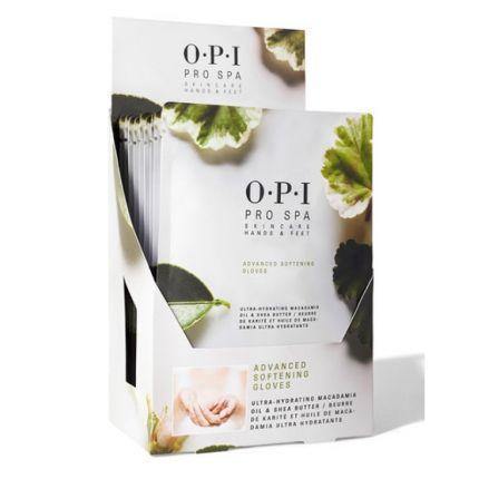 OPI Pro Spa Advanced Softening Gloves 6pack [OPAS104]
