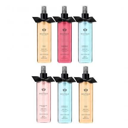 [Any 6 for RM179] Grace Cole Boutique Body Mist [GCBMx6]