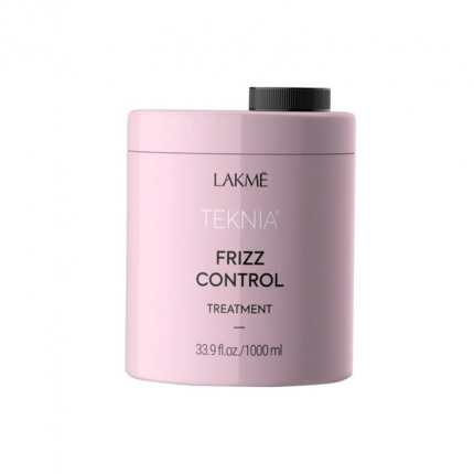 Lakme Teknia Frizz Control Treatment 1000ml [LMT127]