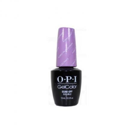 OPI Gel Colour - Purple Palazzo Pants 15ml [OPGCV34]