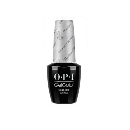 OPI Gel Colour - Girls Love Pearls 15ml [OPHPH13]
