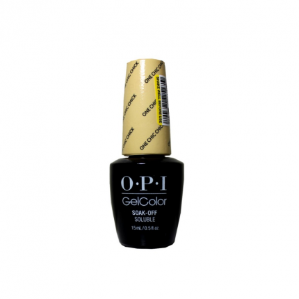 OPI Gel Colour - One Chic Chick 15ml [OPGCT73]