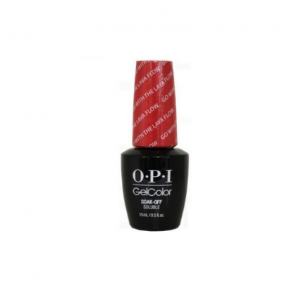 OPI Gel Colour - I Stop For Red 15ml [OPGCA74]